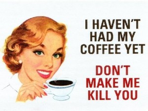Sunday Morning and the Coffee is Perfect!